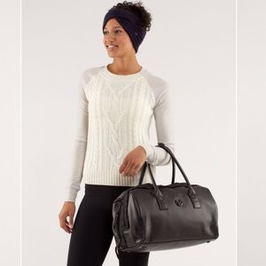LULULEMON St. Mortiz Wool Sweater